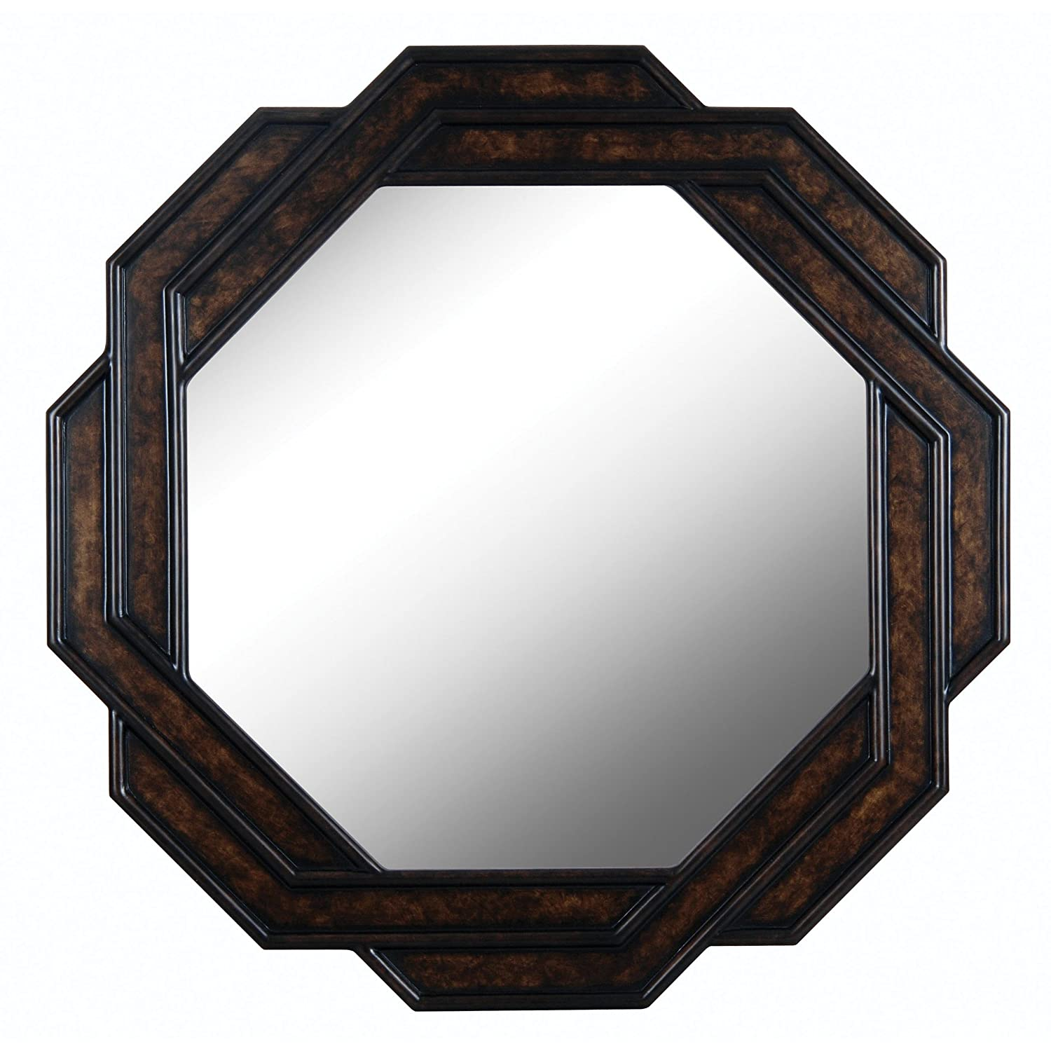 Amazon kenroy home interchange wall mirror beauty amipublicfo Choice Image