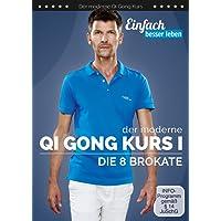 Der moderne Qi Gong Kurs — Die 8 Brokate   DVD für Fitness & Gesundheit für jedes Alter und jeden Fitnesslevel