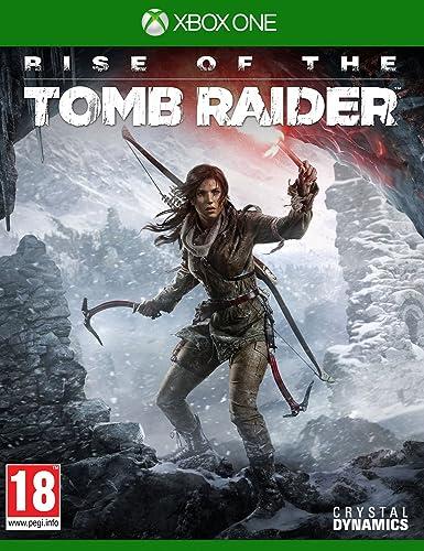Rise Of The Tomb Raider - Edición Estándar: Amazon.es: Videojuegos