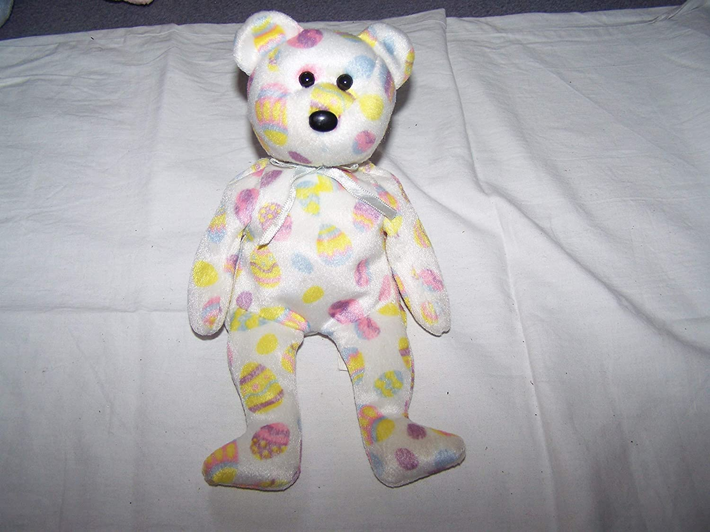 Ty Beanie Baby EGGS 2004 the Easter Bear