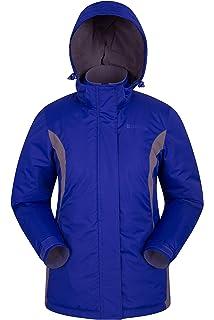 ... Windproof Ladies Winter Coat. Mountain Warehouse Moon Womens Ski Jacket  - Snowproof 9796b1873