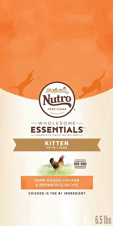 The Nutro Company Wholesome Essentials - Comida para gatitos con ...