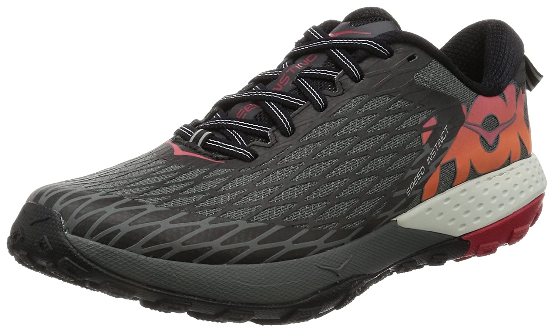 Hoka速度Instinct Trail Running Shoes – ss17 B01H6CUZ2M 12 D(M) US ブラック