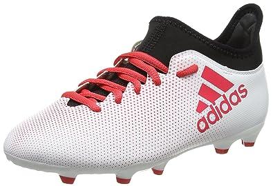 f28a9fe6a adidas Unisex Kids  X 17.3 Fg Footbal Shoes  Amazon.co.uk  Shoes   Bags