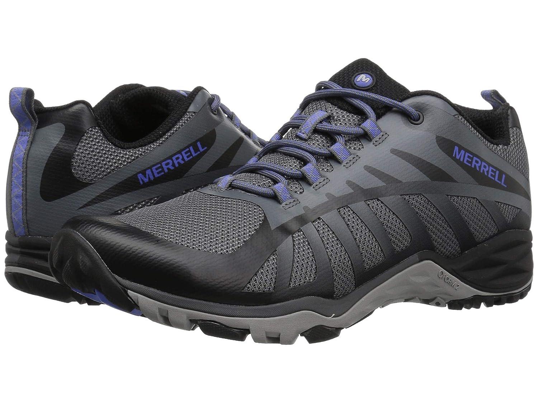 [MERRELL(メレル)] レディースウォーキングシューズスニーカー靴 Siren Edge Q2 B07HW2T8D8 28.0 cm|ブラック ブラック 28.0 cm