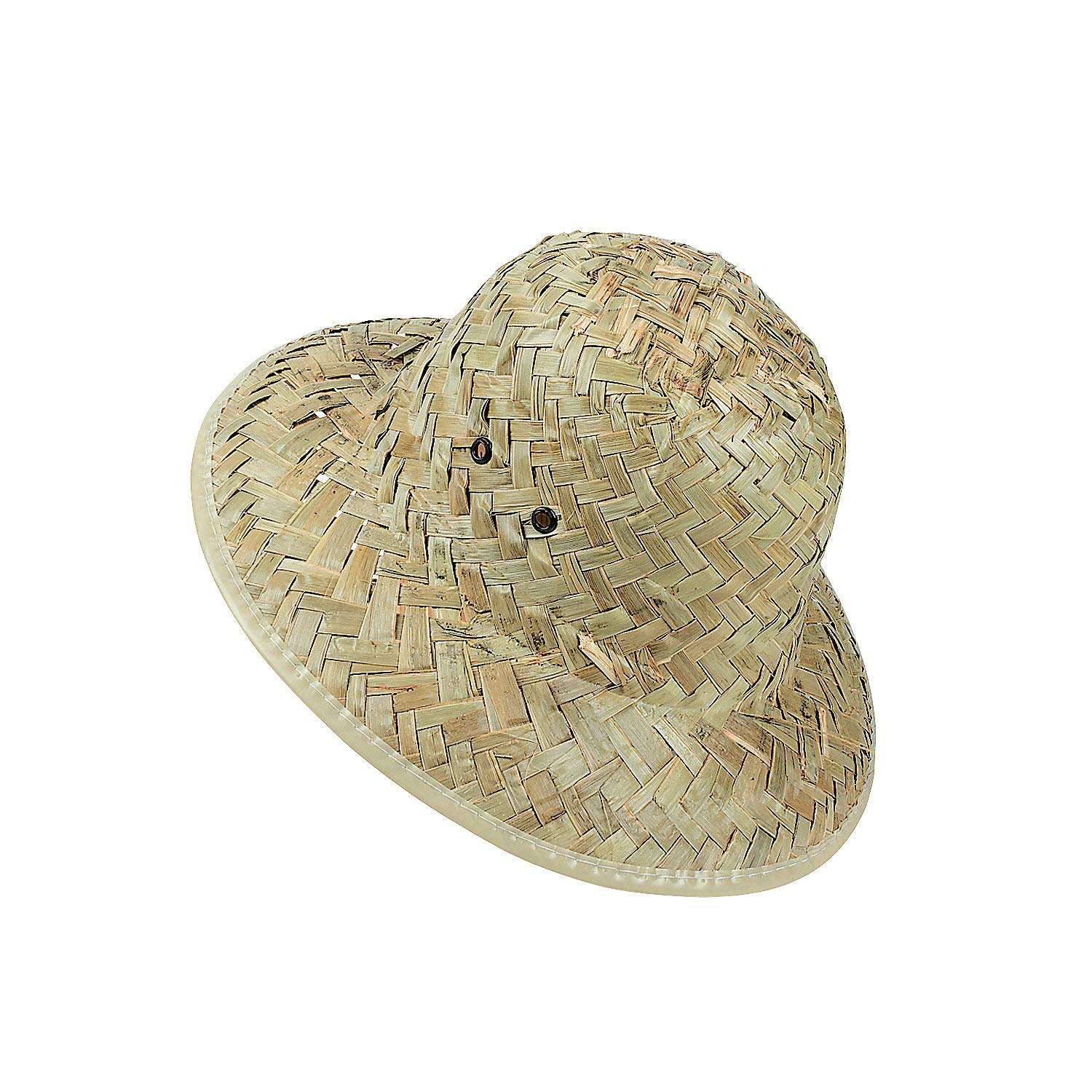Fun Express Adult Pith Helmets - Apparel Accessories - Hats - Straw Hats - 12 Pieces
