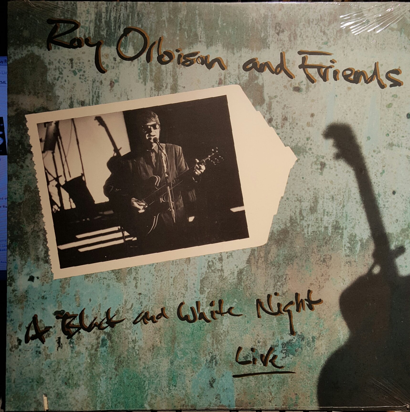 A Black and White Night: Live