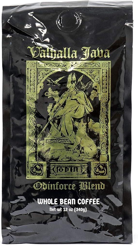 Valhalla Java Whole Bean Coffee by Death Wish Coffee Company, Fair ...