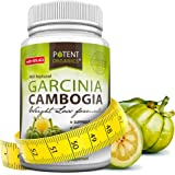 Pure Garcinia Cambogia Extract - 95% HCA Capsules - Best Weight Loss Supplement - Non GMO - Gluten and Gelatin Free - Natural Appetite Suppressant - 100% Money Back Guarantee - Order Risk Free! 60 capsules