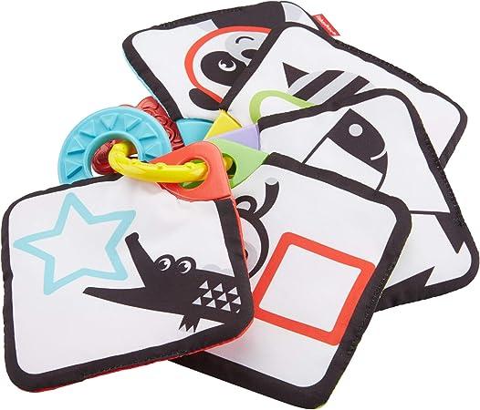 Beb/é Libro de Suave Animales Libros de Tela para Bebes para Beb/é Reci/én Nacido Ni/ños Preescolar Comius Sharp 2 Copias Libros Blandos para Beb/é Libros de Tela para Beb/é