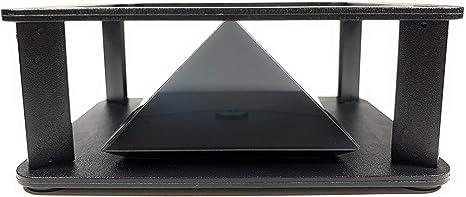 1TrendSetter 3D Holograma Proyector Pirámide | Universal ...