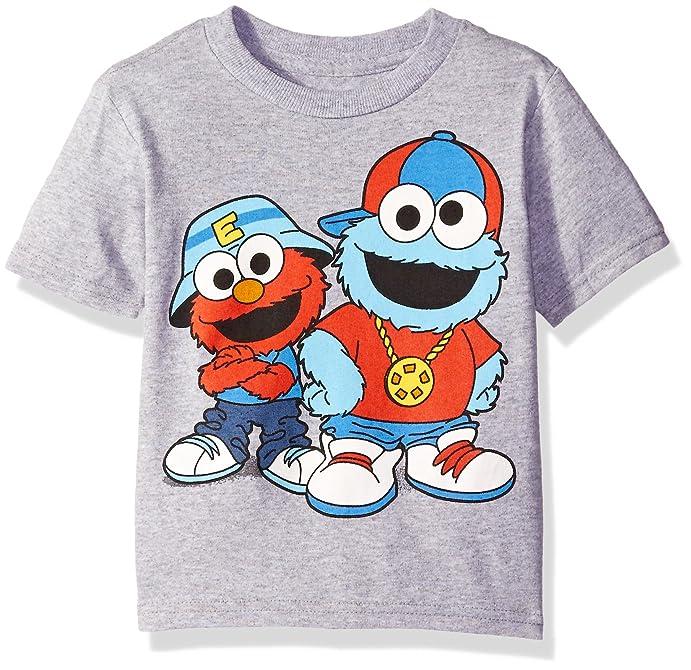Sesame Street Boys' Toddler Boys' Buds T-Shirt