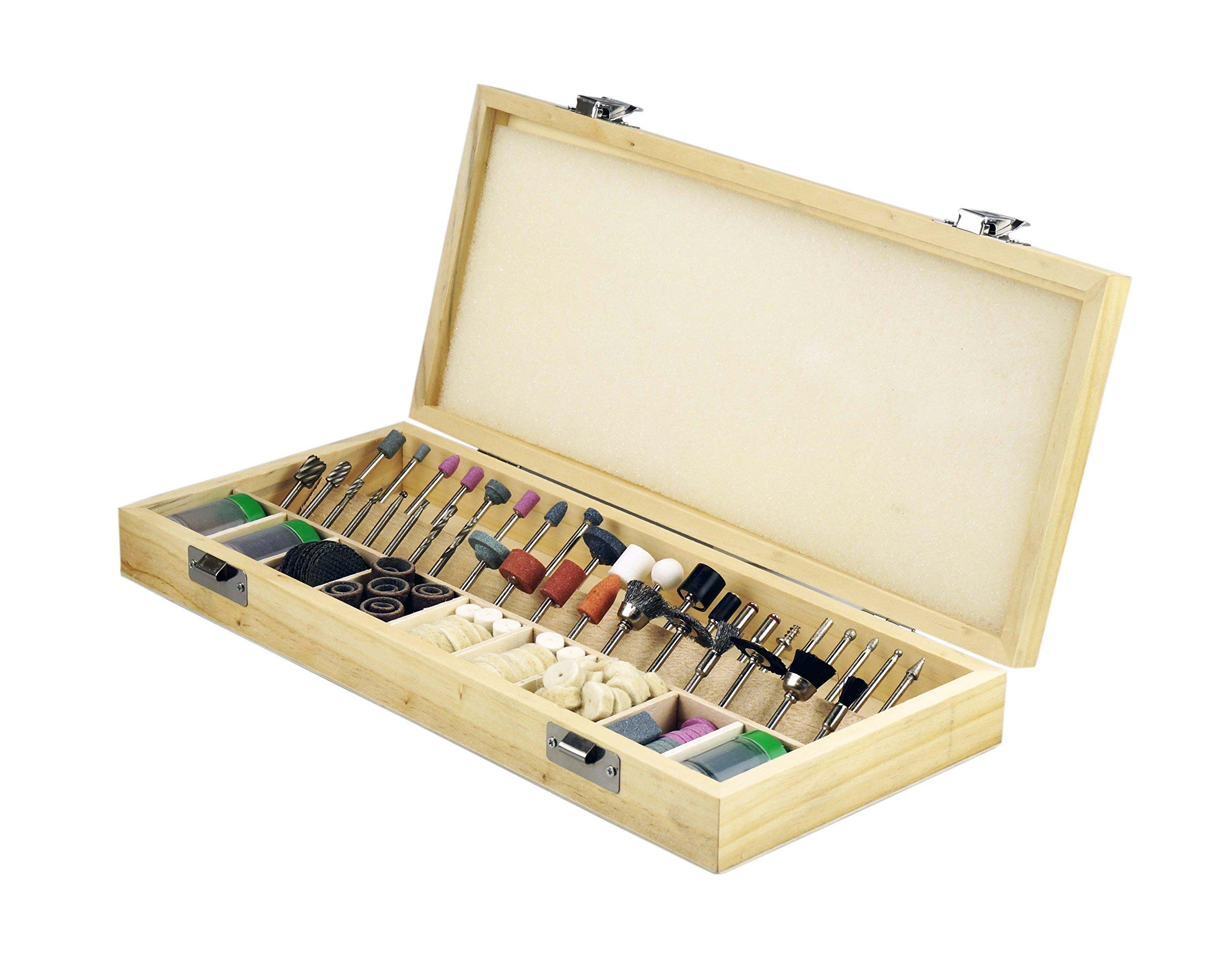 SE 228-Piece Rotary Tool Accessories Kit - RA9228