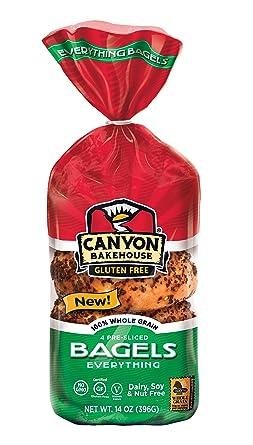 Canyon Bakehouse Gluten - Bolsa para baño, 354 ml, 2 ...