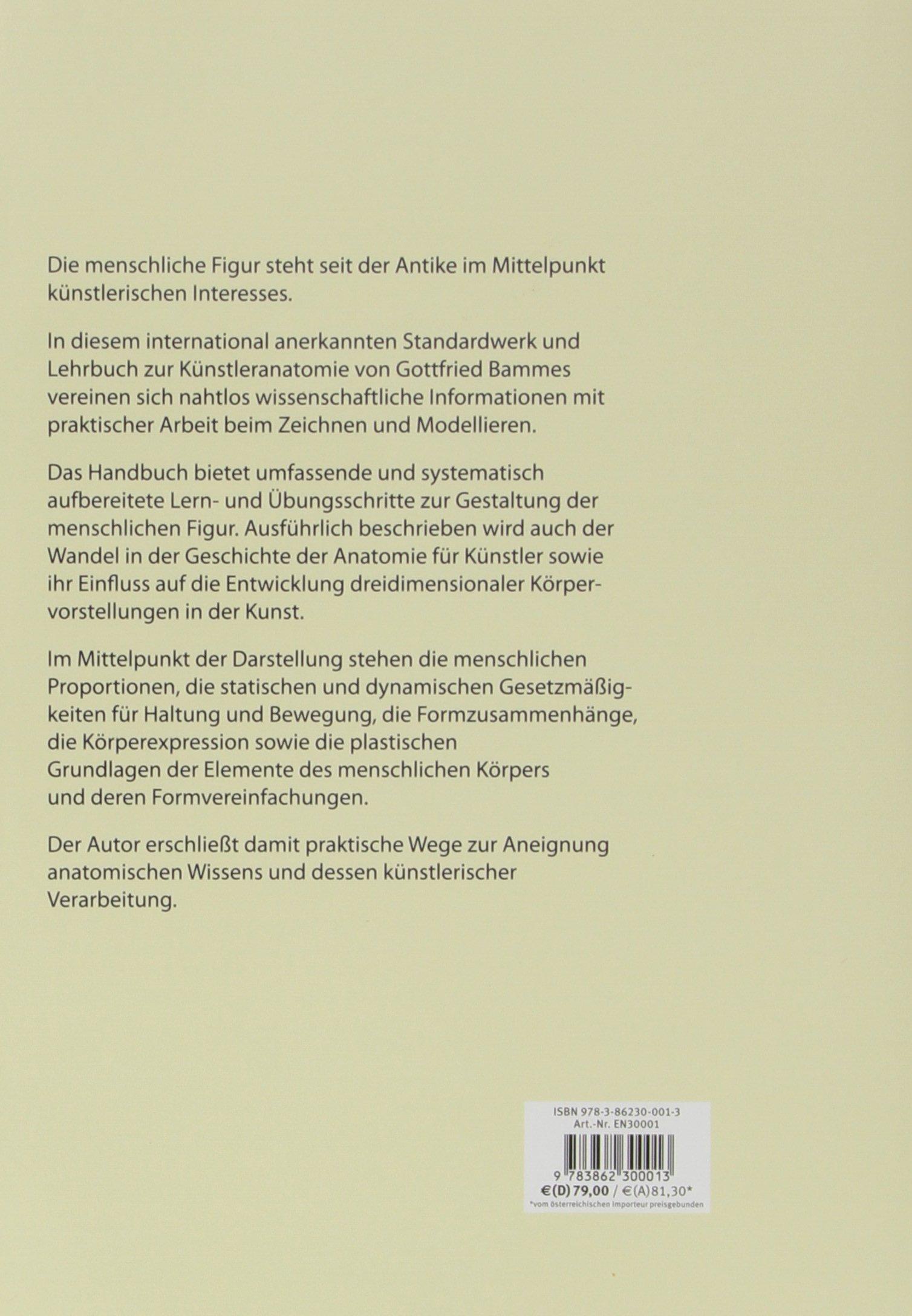 Die Gestalt des Menschen: Gottfried Bammes: 9783862300013: Amazon ...