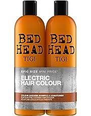 Tigi Bed Head Colour Goddess Tween Set de champú y acondicionador - 750 ml
