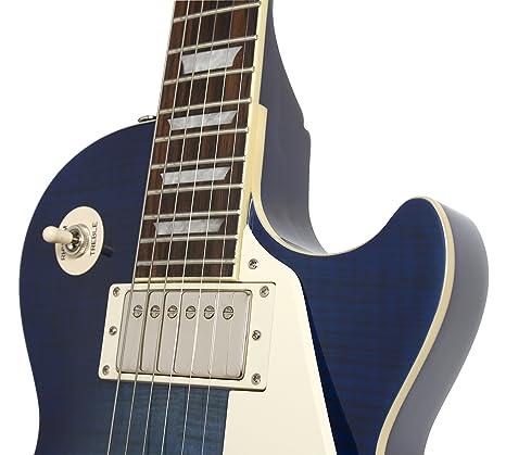 Epiphone Les Paul Standard PlusTop Pro Electric Guitar: Amazon.in: Electronics