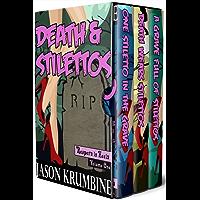 Death & Stilettos (Box Set of Reapers in Heels #1-3): The Complete Reapers in Heels Volume 1