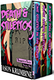 Death & Stilettos (Box Set of Reapers in Heels #1-3): The Complete Reapers in Heels Volume 1