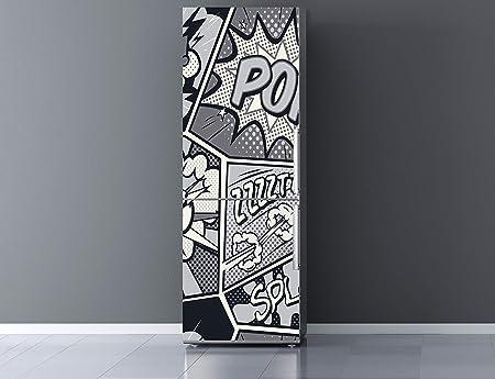 Adhesivo Resistente y Econ/ómico Vinilo para Frigor/ífico Impresi/ón Digital Impresi/ón Digital Lim/ón y Flores de Azahar 185x70cm Oedim Pegatina Adhesiva Decorativa de Dise/ño Elegante