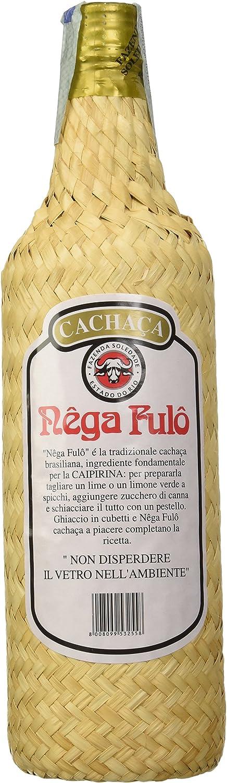 Cachaca nega fulo white liquore confezione da 1 litro (1000043098)