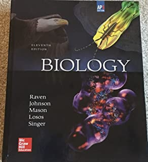 Amazon biology 9780073383071 peter raven george johnson raven biology 2017 11e ap edition student edition ap biology fandeluxe Image collections