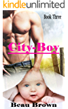 City-Boy: Mpreg Romance (Red Sky, Texas Series Book 3)