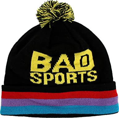 c26a721d47ca0 Undefeated - - Bad Sport Pom Beanie
