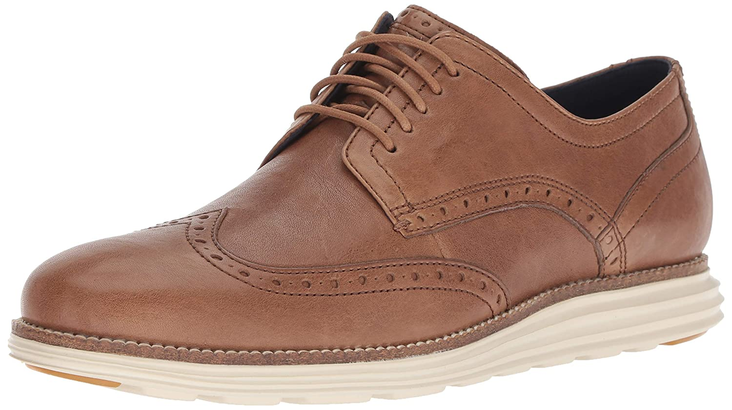 Dogwood.ivory Cole Haan Men's Original Grand Shortwing Oxfords