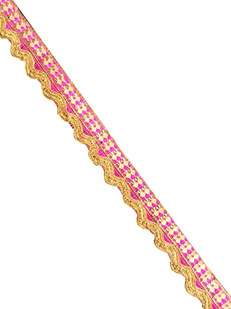 Colourful Sequence Work Laces 10 Yards