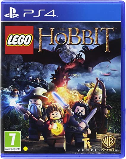 Warner Bros Lego the Hobbit Básico PlayStation 4 vídeo - Juego (PlayStation 4, Acción / Aventura, E10 + (Everyone 10 +), Soporte físico): Amazon.es: Videojuegos