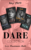 The Dare Collection May 2019: Forbidden to Taste (Billionaire Bachelors) / On Her Terms / Make Me Yours / Take Me On (English Edition)