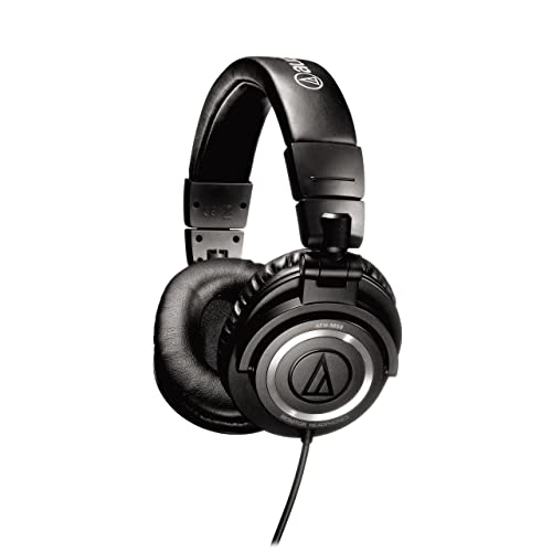 Audio Technica ATHM50s Studio Monitor Headphones