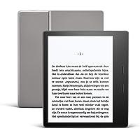 Kindle Oasis, nu met instelbare warme lichtkleur, waterdicht, 8 GB, wifi, grafiet