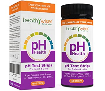 Healthywiser ph test strips accurate results in 15 seconds healthywiser ph test strips accurate results in 15 seconds alkaline food chart pdf forumfinder Gallery
