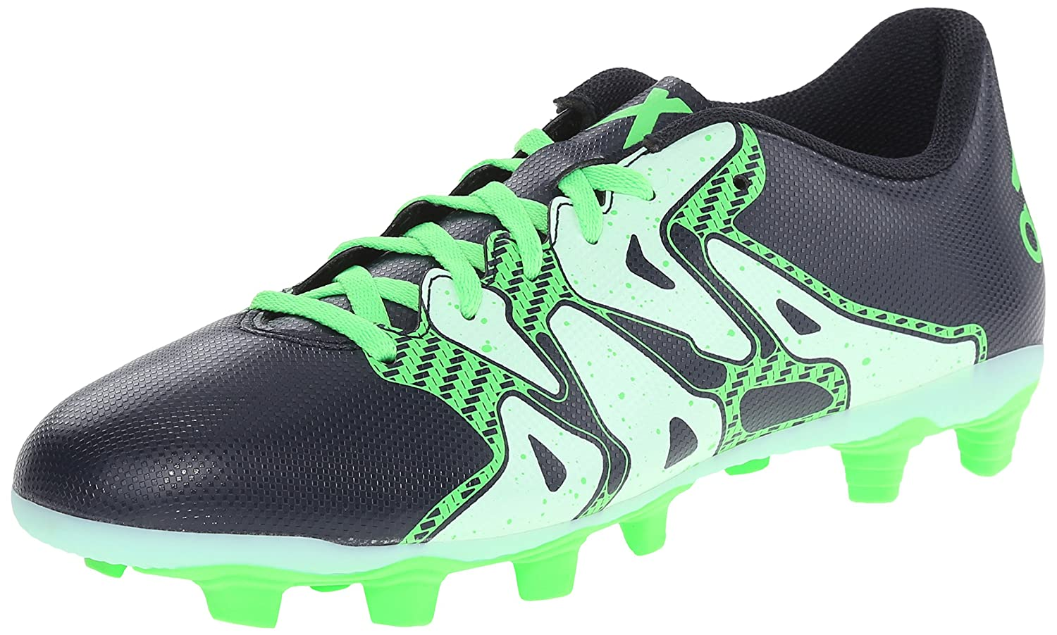 adidas Performance Women's X 15.4 FXG W Soccer Cleat adidas Team Footwear X 15.4 FxG W-W
