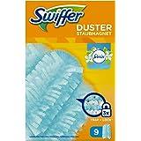 Swiffer - Recharges pour Plumeau Attrape-poussière Duster - 9Plumeaux