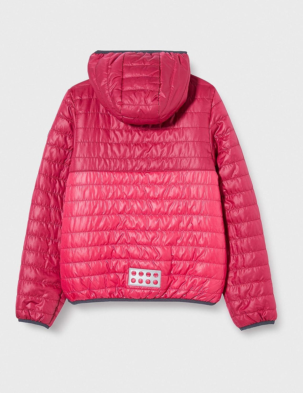 Lego Wear Girls Lwjoshua Waterproof Jacket