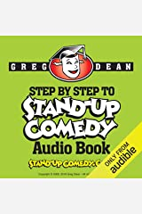 Step by Step to Stand-Up Comedy Audible Audiobook