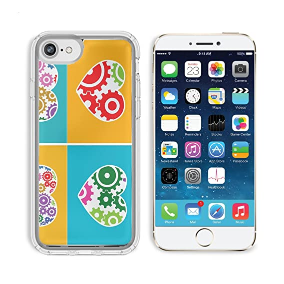 Amazon Msd Premium Apple Iphone 6 Iphone 6s Clear Case Soft Tpu