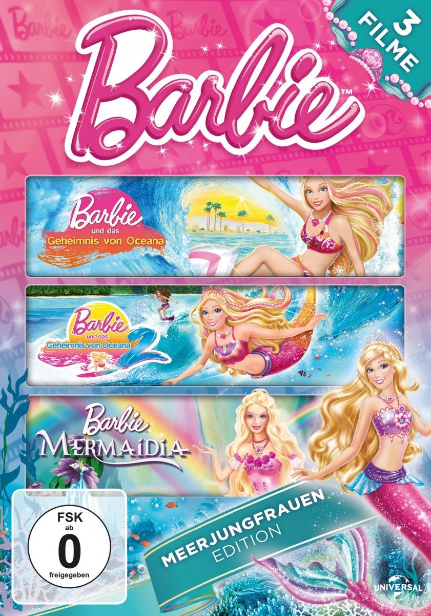 Amazon Com Barbie Meerjungfrauen Edition Movies Tv