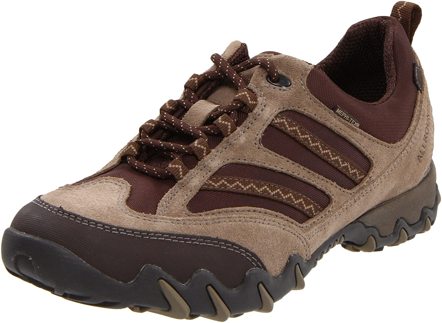9391d918ba Amazon.com | ALLROUNDER by MEPHISTO Women's Naroma Hiking Shoe | Fashion  Sneakers