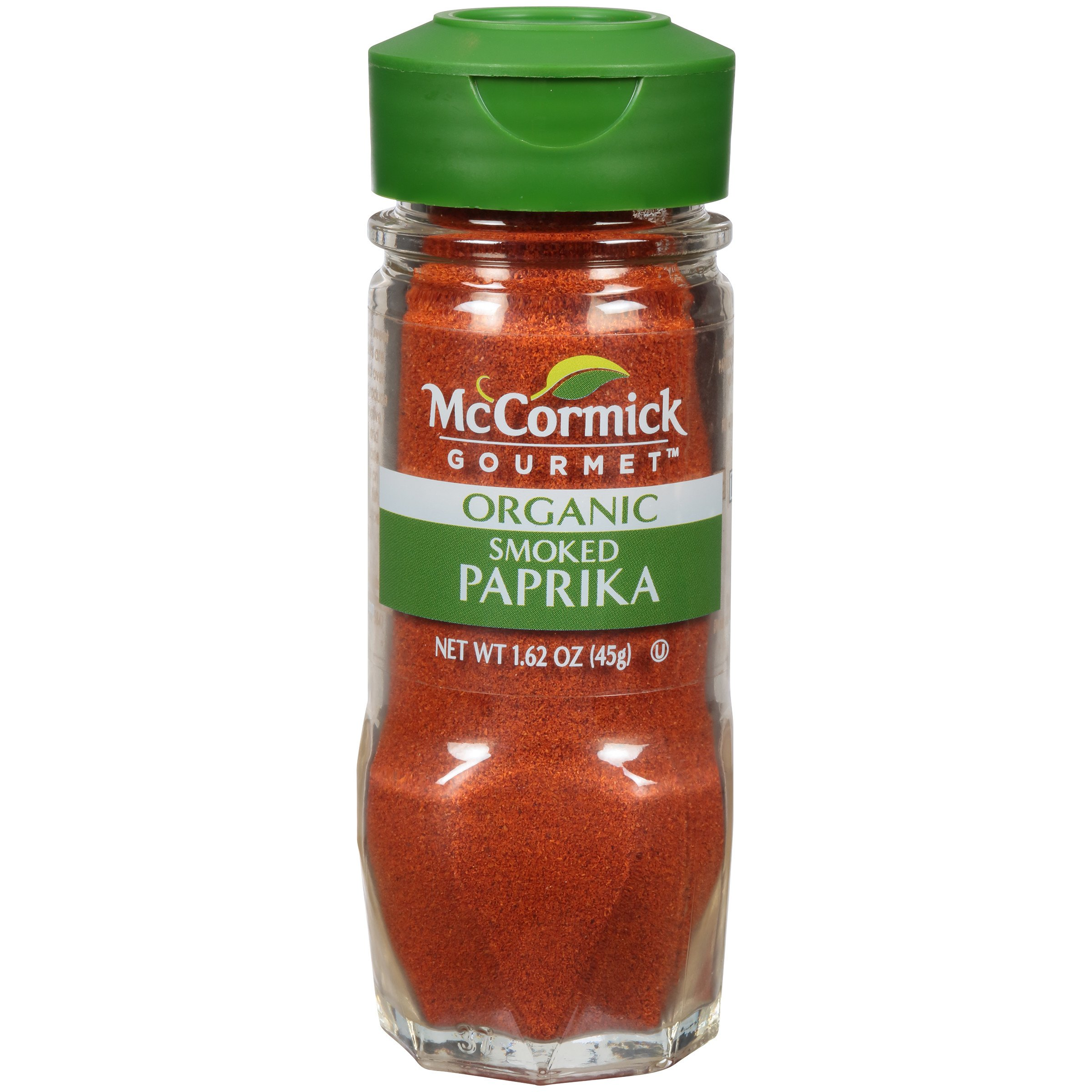 McCormick Gourmet Smoked Paprika, 1.62 oz (Case of 36) by McCormick