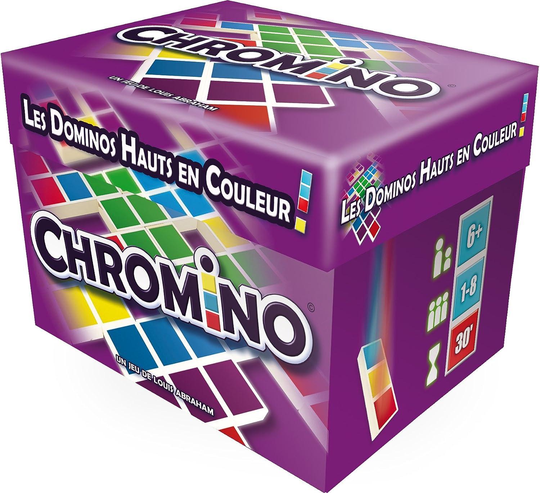 Zygomatic- Chromino Multilenguaje (ES/EN/FR/NL), Color (Asmodée CHRO04ML3)