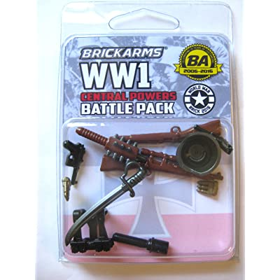 Brickarms WWI Central Powers Battle Pack: Toys & Games [5Bkhe1512409]