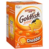 Pepperidge Farm Goldfish, Baked with Real Cheese