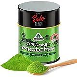 Matcha Green Tea Powder – 100% Pure Best Japanese Ceremonial Grade - Uji Matcha Powerful Antioxidant, Energy Booster – Premium Top Quality, Certified USDA Organic - Avega [30g - 1oz Size]