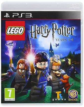 Amazon Com Lego Harry Potter Years 1 4 Ps3 Uk Video Games