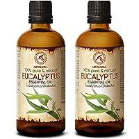 Aceite Esencial de Eucalipto 200ml - Eucalyptus Globulus