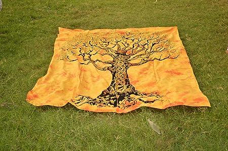 Marusthali hoja de Yoga de la árbol de la vida hoja de ...